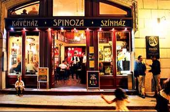 Spinoza Kávéház