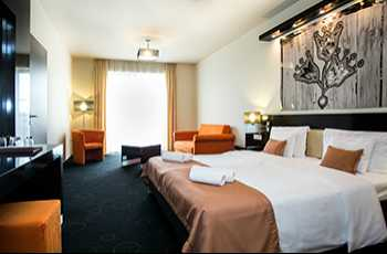 Gotthard Therme Hotel & Conference****