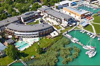 Hotel Silverine Lake Resort****superior Balatonfüred
